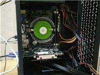 家用i3电脑,独立显卡微星512M,固态硬盘75G+机械硬盘250G,4G内存,主机箱450    ...