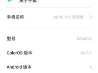 OPPOR15梦境 128G