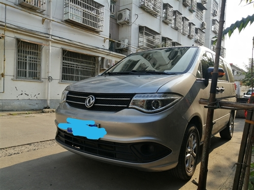 出售郑州日产的东风帅客,手动,5-6万公里价格3.5万