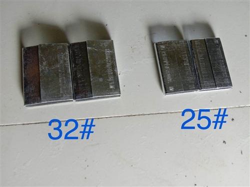 镀锌钢带打包扣 型号25#  32#    0.75mm厚 厂家直销