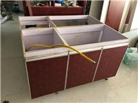 整体厨房 厨房橱柜闲置出售 一直用的 擦出来挺新的装修替换下来的 有需要的联系