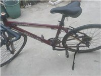 捷安特自行车一辆,一切正常,一口价500
