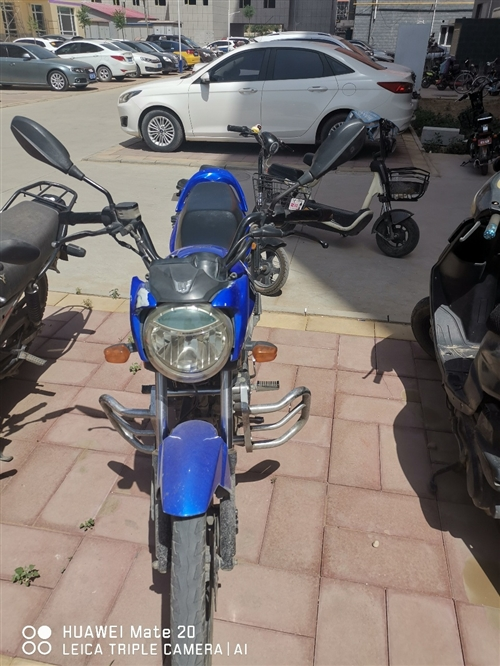 出售自用摩托车,手续齐全价格面议。