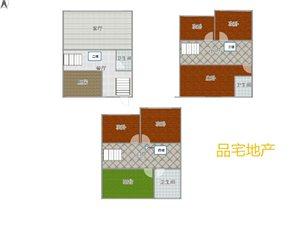 锦丽家园5室 4厅 3卫3000元/月