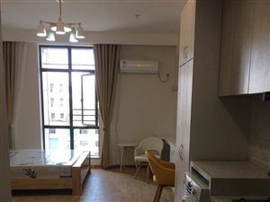 文峰城單身公寓,電梯房,精裝修,家電齊全