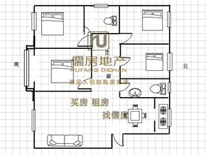 颐和花园4室 2厅 2卫45万元
