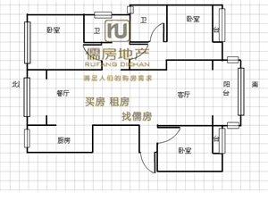 建业森林半岛3室 2厅 2卫69万元