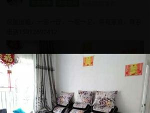 精装单身公寓带全套家具