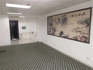 中润写字楼,电梯南向76平,年租金1.8万