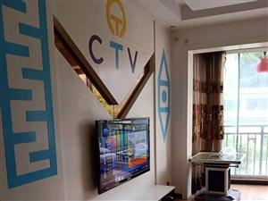 园林新城电梯租房来了,2室2厅1厨1卫,精装修拎包