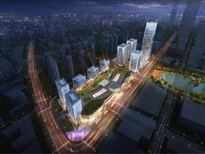 江北新区绝对核心区华润万象公馆挑高4.8酒店式公寓
