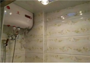 两室一厅带空调,网络,电视热水器等出租
