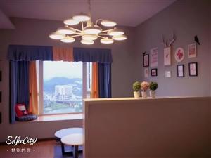 麒龙城市广场单身公寓出租,38个平方