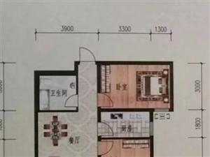 鸿祥国际2室 2厅 1卫首付22万!