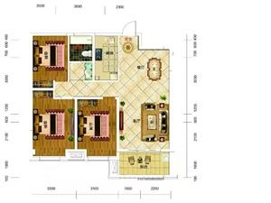 怡和庄园3室 2厅 1卫38万元