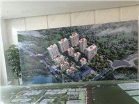 汉龙公寓十号楼西边边户,一线湖景3房2卫71万元