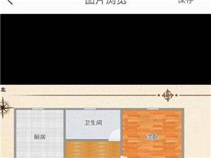 万景观邸3室 2厅 1卫62万元