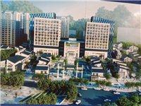 山阳未来繁华商业区