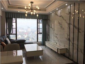 中央公园,楼中楼,4室 2厅 2卫精装带家具家电拎包入住86.5万元