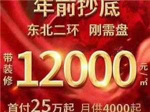 东创观澜上院,精装12000欢迎致电15613371085