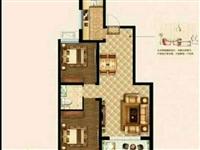凤凰府邸89平2室 2厅 1卫60万元