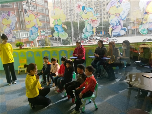 临潼区乔登美语培训学校