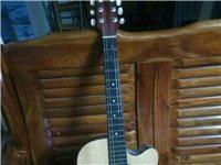 出售二手吉他一个