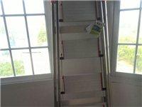 出售全新不锈钢人字梯