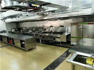 承接安装厨房设备排烟工程