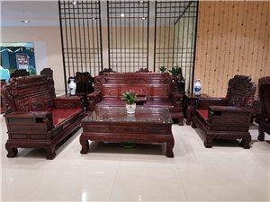 万鸿居红木家具