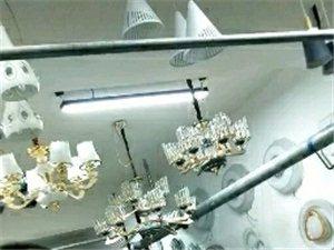 专业安装灯具,窗帘