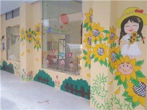 長期承接幼兒園墻繪、文化墻繪等