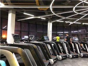 首座健身中心