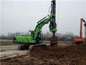 承接各类基础桩工程房地工程项目施工