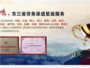 东三省劳务派遣十一年专业人力资源外包服务