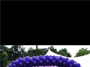 气球装饰  婚房布置