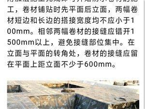 专业防水堵漏