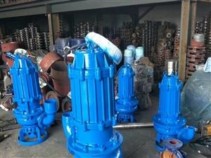潛水渣漿泵廠家@安國潛水渣漿泵泵廠家批發