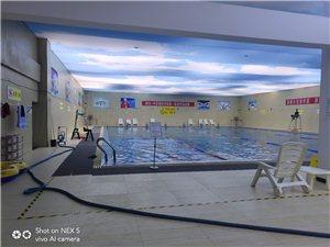 麦肯中美德恒温游泳游泳馆+儿童乐园