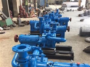印染廠污水處理用這種壓濾機給料泵效果好