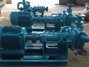 洗沙廠廢水凈化用這種壓濾機給料泵相當好