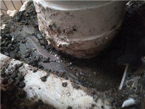 专通下水道。水电安装。