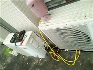 东莞万江周边空调维修安装加氟清洗那家好