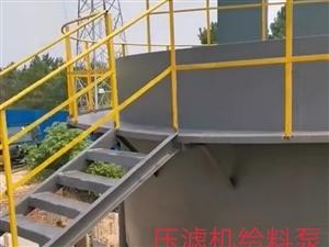 泥漿不落地系統專用渣漿泵A壓濾機給料泵廠家