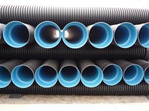 洛陽HDPE排污排水波紋管廠家直供價格美麗
