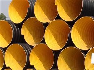 洛陽嵩縣DN500鋼帶增強聚乙烯波紋螺旋管