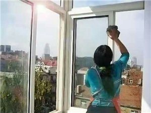 专业擦玻璃,打扫卫生,2太阳能维修清洗,