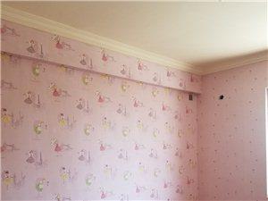 墙纸墙布施工旧房翻新服务