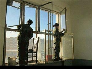 安國市區專業保潔擦玻璃