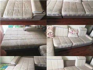 专业沙发清洗,除螨,消毒